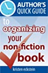 Author's Quick Guide to Organizing Yo...
