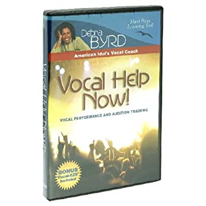 Vocal Help Now! Vocal Performance and Audition Training DVD