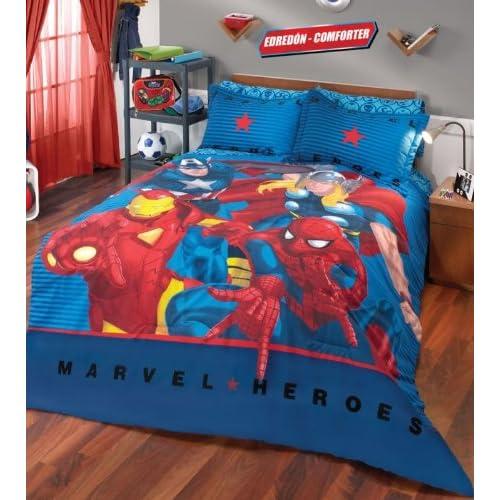 Super Hero: Super Hero Squad Bedding