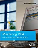img - for Mastering VBA for Microsoft Office 2013 book / textbook / text book