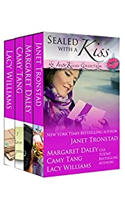 Sealed with a Kiss: inspirational romance boxed set (Inspy Kisses Box Set Book 2)
