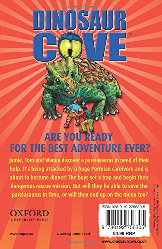 Saving the Scaly Beast: Dinosaur Cove 21