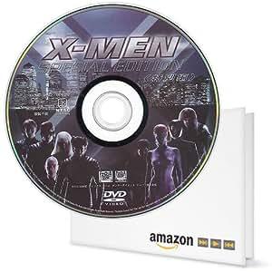 【Amazon.co.jp限定】X-MEN(特別編) FFP仕様(初回生産限定) [DVD]