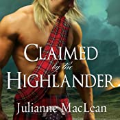 Claimed by the Highlander: Highlander Series #2 | Julianne MacLean