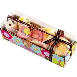 Bomb Cosmetics Hawaiian Flower Gift Set
