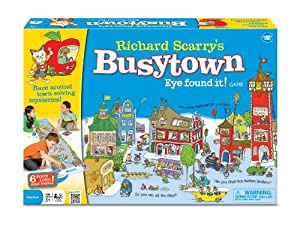 Wonder Forge Richard Scarry's Busytown, Eye Found It