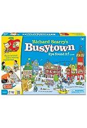 Richard Scarry's Busytown: Eye Found It !