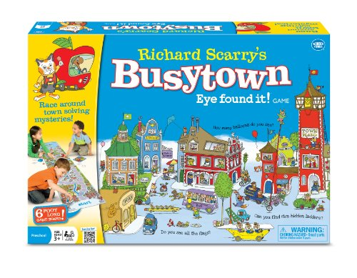 Busytown: Eye Found It !