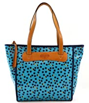 Fossil Keyper Shopper Shb1029440 Color: Aqua