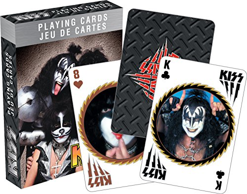 Kiss Playing Cards - 1