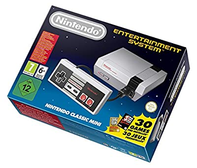 Nintendo Classic Mini: Nintendo Entertainment System (Electronic Games)