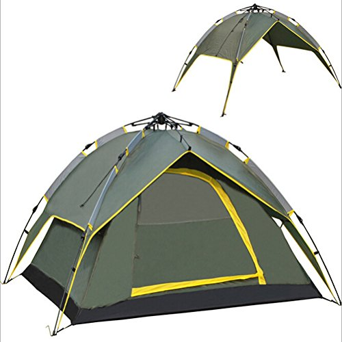 Camping Tents 6 Person Review: Outdoor Waterproof Double ...