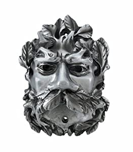 Bronze Finish Celtic Greenman Wall Mounted Bottle Opener by Pacific Trading