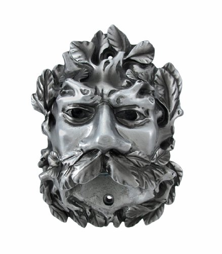 Bronze Finish Celtic Greenman Wall Mounted Bottle Opener (Wall Mounted Bottle Opener Bronze compare prices)