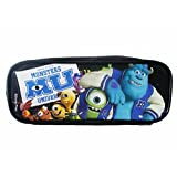 1 X Monsters University Pencil Case - BRAND NEW Black or Blue (Color: BLACK BLUE)