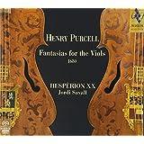 Purcell : Fantaisies pour violes (1680)