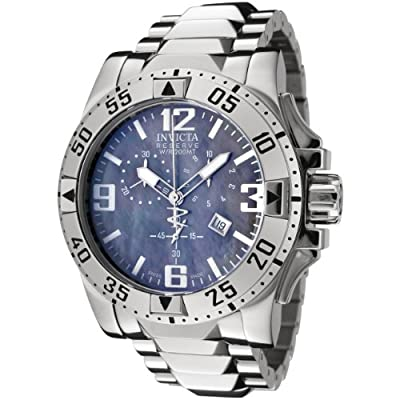 Invicta Men's 6258 Reserve Collection Chronograph Stainless Steel Watch
