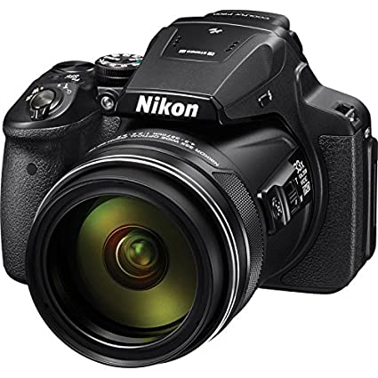 Amazon.com : Nikon COOLPIX P900 Digital Camera with 83x Optical Zoom and Built-In Wi-Fi(Black) International Version (No warranty) : Camera & Photo