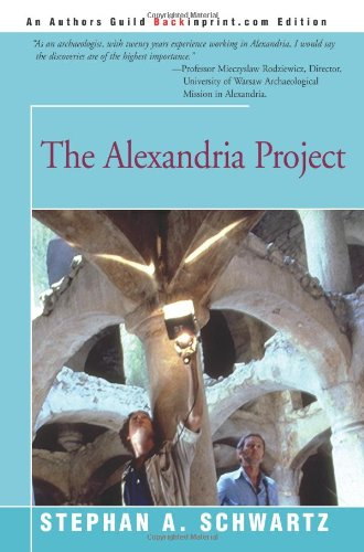 The Alexandria Project: Stephan Schwartz: 9780595183487: Amazon.com: Books