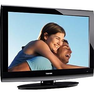 Toshiba 32C100U 32-Inch 720p LCD HDTV (Black Gloss)