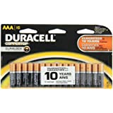 Duracell AAA-CTx16 Coppertop AAA Alkaline Batteries, 16 Count