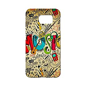 BLUEDIO Designer 3D Printed Back case cover for Samsung Galaxy S6 - G3879