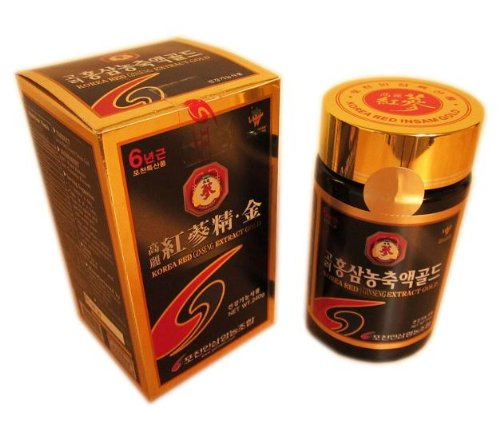 Pure Korean Red Ginseng - Extract (Ginseng Component - 110 Mg/g)