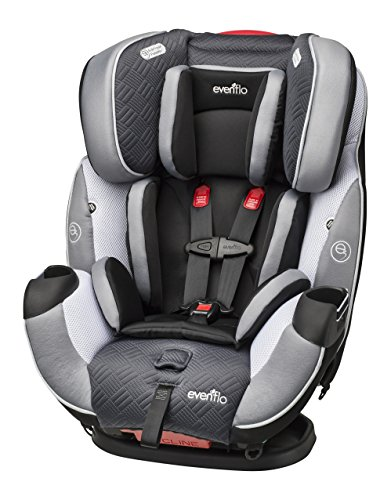Evenflo Symphony DLX All-in-One Car Seat, Concord