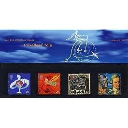 1999 Pack de presentación Travellers' Tale (Millennium Series) n.º 295 - Royal Mail Sellos