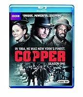 Copper Season One Blu-ray by BBC Warner