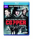 Copper: Season One [Blu-ray]