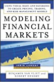 img - for Modeling Financial Markets : Using Visual Basic.NET and Databases to Create Pricing, Trading, and Risk Management Models book / textbook / text book