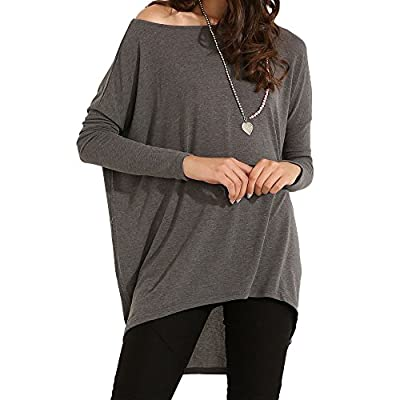 Eliacher Women's Casual Long Sleeve Blouse