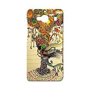 G-STAR Designer Printed Back case cover for Lenovo P1M - G1319
