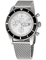 Breitling Men's BTA1332024-G698SS Superocean Heritage Chronographe Chronograph Watch