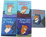 img - for The Golden Hampster Saga Books 1-5; I, Freddy, Freddy in Peril, Freddy to the Rescue, The Haunting of Freddy, Freddy's Final Quest book / textbook / text book