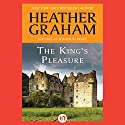 The King's Pleasure (       UNABRIDGED) by Shannon Drake Narrated by Paul Gregory