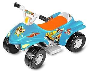 New Star Marvel Super Hero Squad 4x4 Power Atv 6 volt Ride On [Toy]
