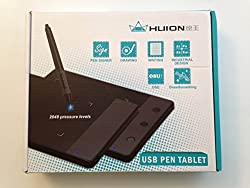 Huion H420 4*2.23 inches USB Art Design Graphics Drawing Tablet Board Digital Pen