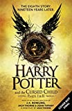 Harry Potter and the Cursed Child - Parts I & II (Special Rehearsal Edition): The Official Script Book of the Original West End Production only �10.00 on Amazon