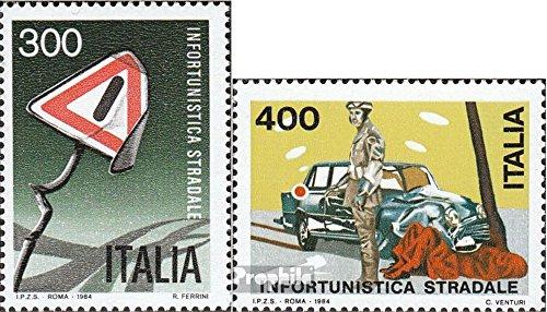 Italien 1867-1868 (kompl.Ausg.) postfrisch 1984 Verkehrsunfallverhütung (Briefmarken für Sammler)