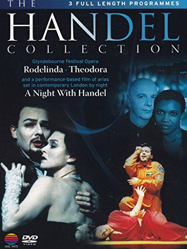 Handel Collection (3 Dvd)