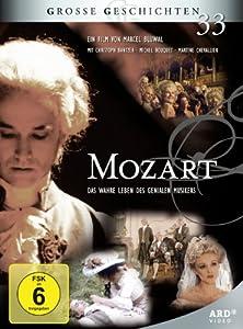 Große Geschichten 33 - Mozart [4 DVDs]