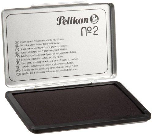 Pelikan 331777 Stempelkissen 2, getränkt, 110x 70 mm,...