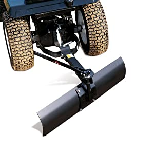 Brinly Tow-Behind Sleeve Hitch Rear Blade by Brinly Hardy Company