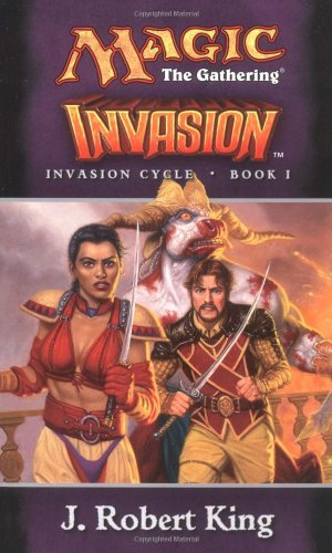 Magic: the Gathering: Book 1: Invasion Cycle