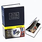 Bazaar Pirates Dictionary Book Safe (Blue)