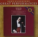 Bach: The 6 Unaccompanied Cello Suites
