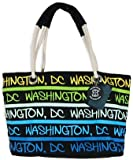Washington DC Tote Bag - Color, Washington DC Tote Bags, D.C. Souvenirs