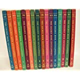 The Golden Book Encyclopedia - Complete Set of 16 Volumes